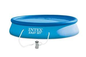 Intex Easy Pool 396 x 84 cm met filterpomp
