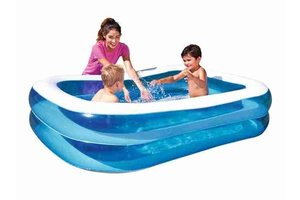 Bestway Familiebad splash & play 201x150