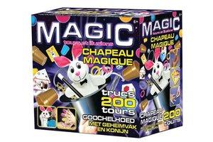 Magic goochelhoed met konijn
