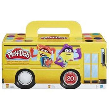 Play-Doh Super Color pack 20 st