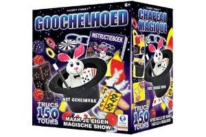 Hanky Panky Goochelhoed 150 trucs