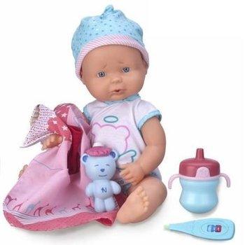 Nenuco Babypop is ziekjes