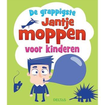 Boek De grappigste Jantje moppen voor kinderen