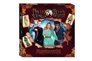 Studio 100 Nachtwacht spel Monsterstrijd