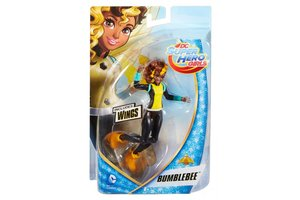 DC Super Hero Girls Actiefiguur Bumblebee