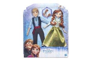 Disney Frozen Anna en Kristoff