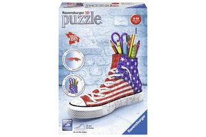 Ravensburger 3D Puzzel Sneaker American Style