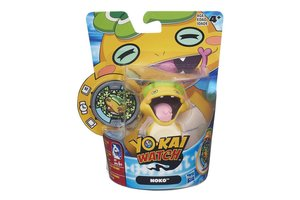 Yo-Kai Watch S1 Medal Moments figuur met medaille