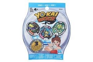 Yo-Kai Watch Verassingszakje met 3 medailles