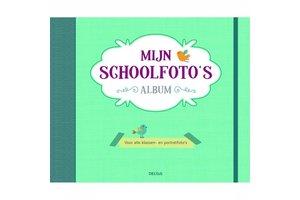 Deltas Mijn schoolfoto's album (groen)