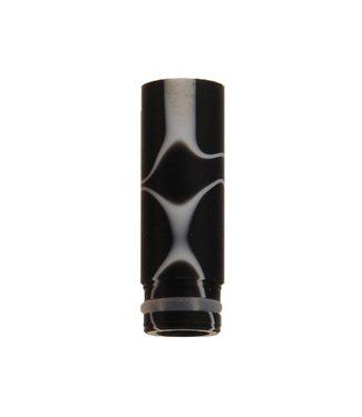 Smoke Design Drip Tip Zwart