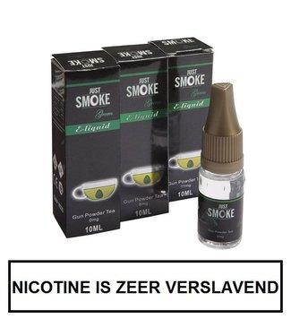 Just Smoke Green Gunpowder Tea E-liquid