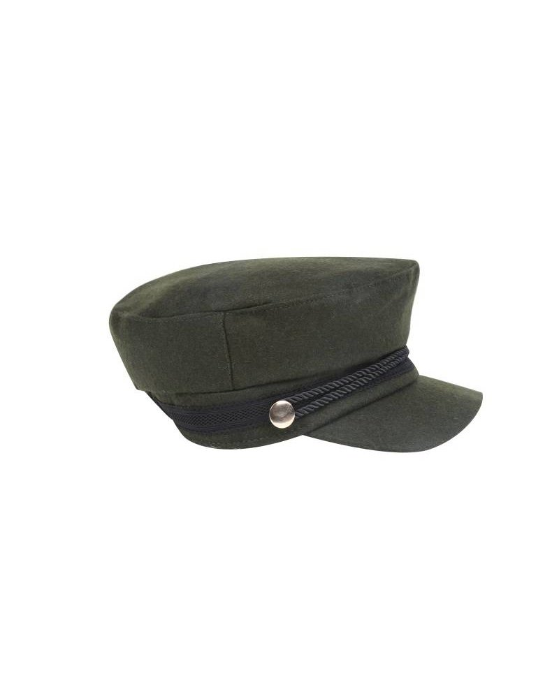 SAILOR HAT - GREEN
