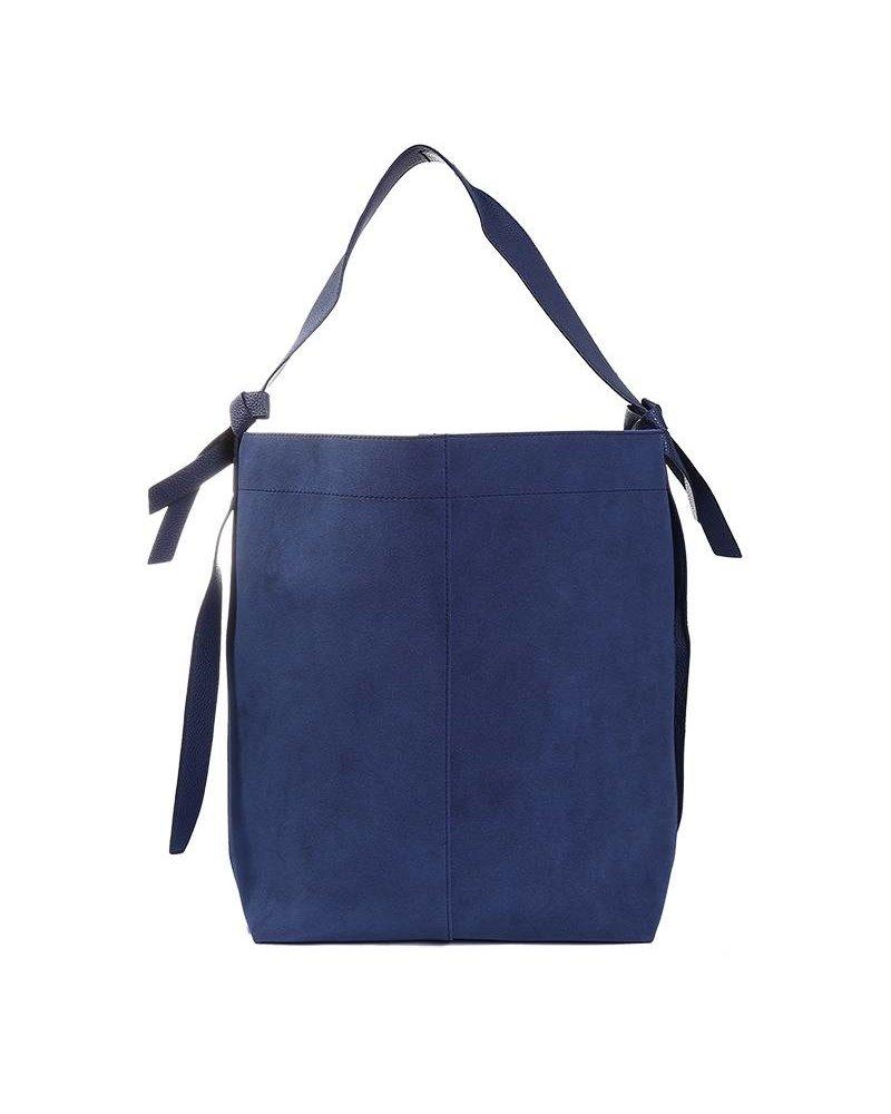 GO FOR A BLUE BAG