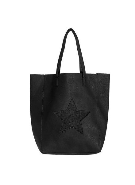 PUT IN THIS BLACK BAG