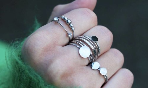 Less is more; Minimalistische sieraden