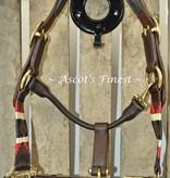 Ascot's Finest Polo halster Full t/m Shetlander