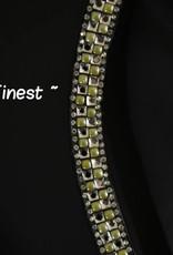 Ascot's Finest Strass frontriem - 42 cm