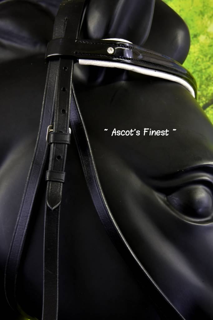 Ascot's Finest Subtiel strass hoofdstel - Full