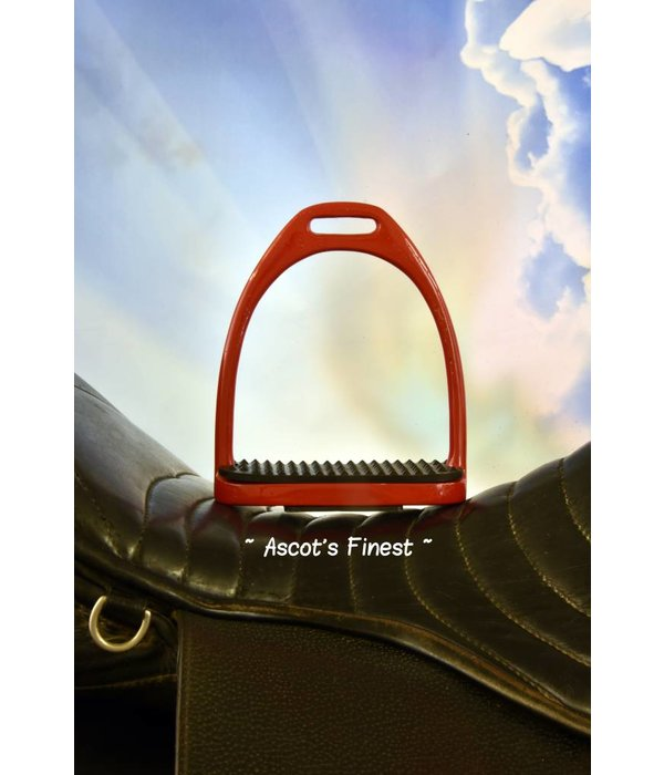 Ascot's Finest Rode stijgbeugels