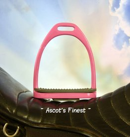 Ascot's Finest Roze stijgbeugels
