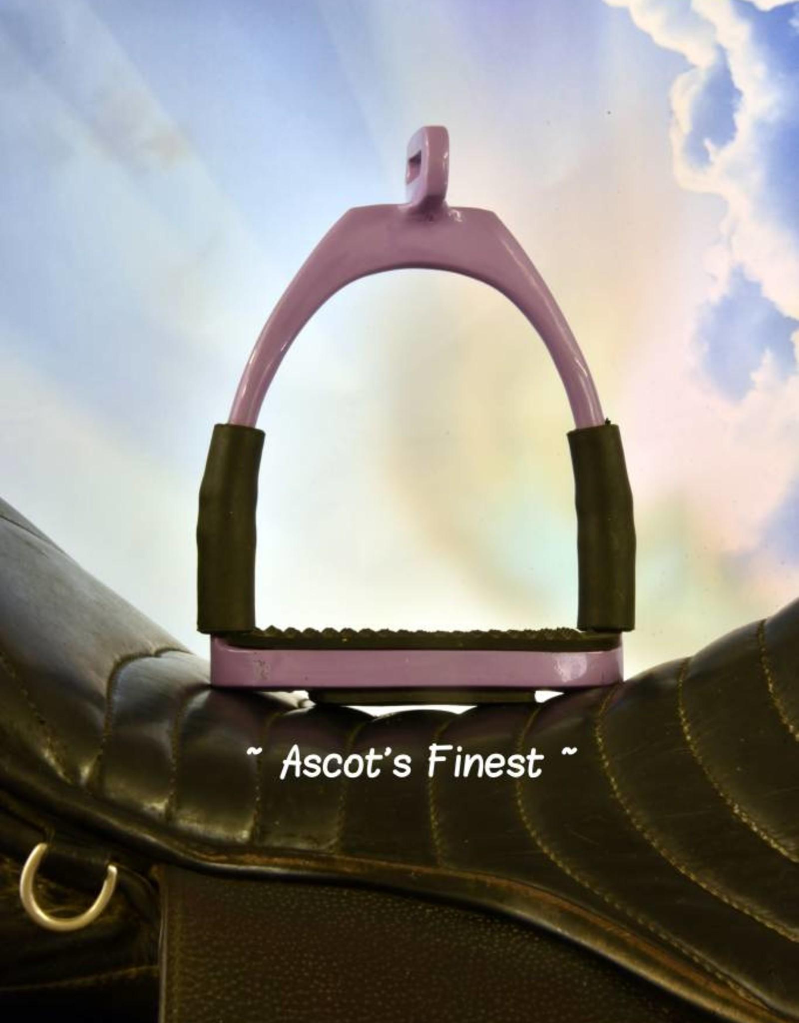 Ascot's Finest Lichtpaarse veiligheids stijgbeugels