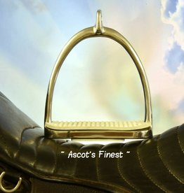 Ascot's Finest Zilverkleurige met verdraaide ophanging