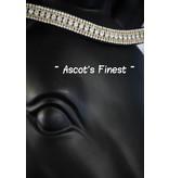 Ascot's Finest Frontriem - gouden strass
