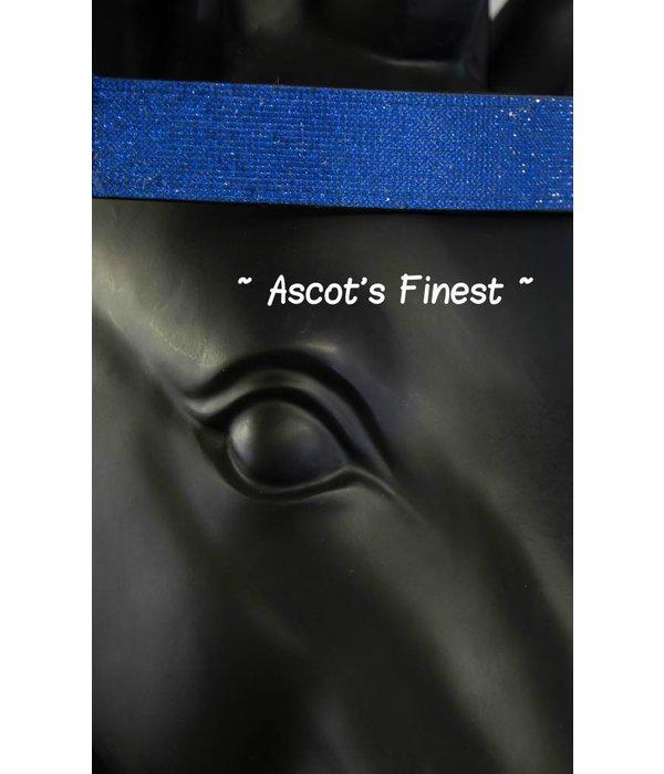Ascot's Finest Frontriem - Donkerblauw