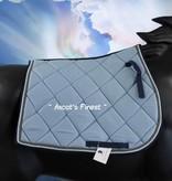 Ascot's Finest Lichtblauw dressuur dekje - Full