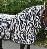 Ascot's Finest Zalm roze dekje - maat Pony