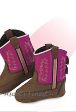Old West Old West Poppets Fuchsia Roze - Maat 0 t/m 4