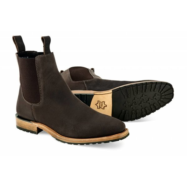 Old West Boost Donker Bruin - Maat 37 t/m 45