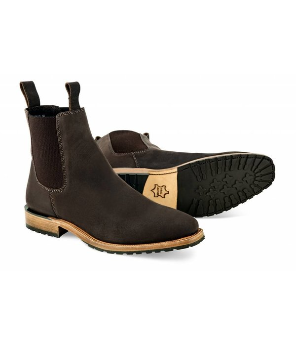 Old West Old West Boost Donker  Bruin - Maat 37 t/m 45