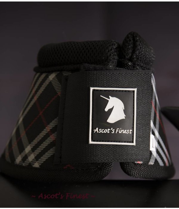 Ascot's Finest Jumping boots - Burberry style - Size M - XXL