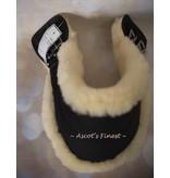 Ascot's Finest Sheepskin neopren girth - Different sizes available