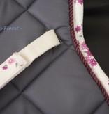 Ascot's Finest Bloemen dekje met dikke padding - Cob