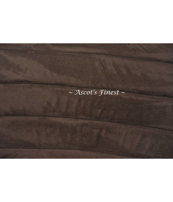 Ascot's Finest Bruin/beige strepen dekje - Full dressuur