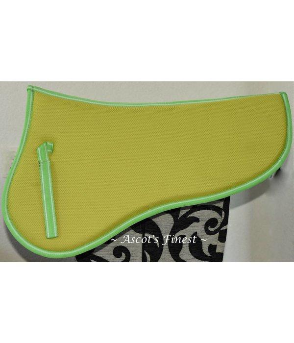 Ascot's Finest Neon groen onderpad - Cob