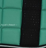 Ascot's Finest Donker turquoise - Cob dressuur
