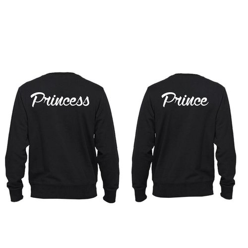 PRINCE EN PRINCESS SWEATERS