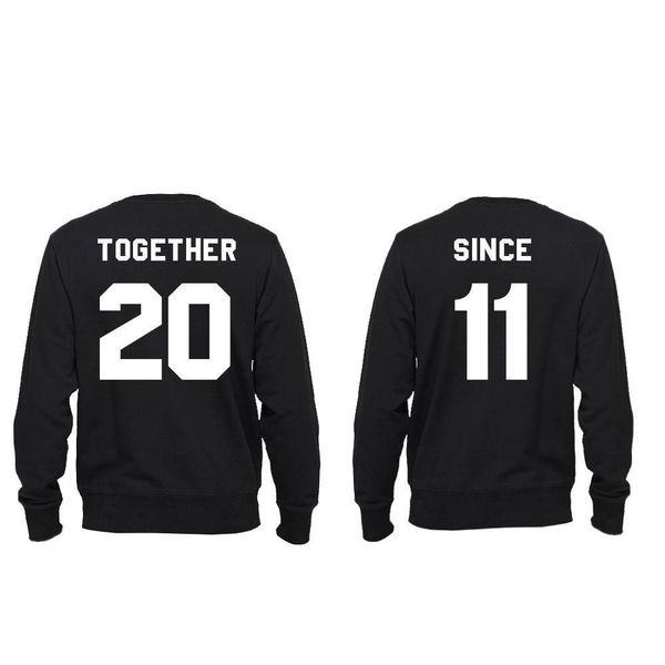 TOGETHER SINCE SWEATERS