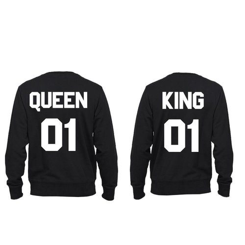 CLASSIC KING EN QUEEN SWEATERS