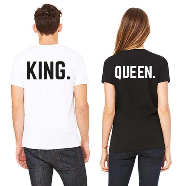 CLASSIC KING AND QUEEN SHIRTS