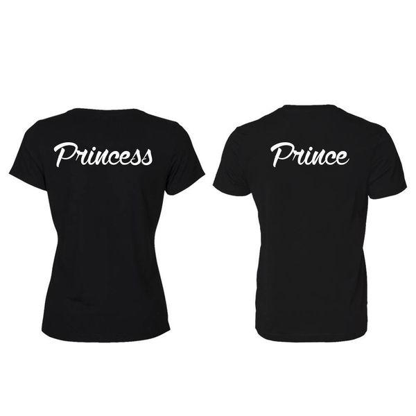 PRINCE AND PRINCESS T-SHIRTS