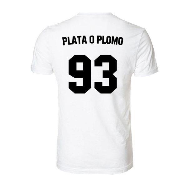 PLATA O PLOMO HEREN T-SHIRT