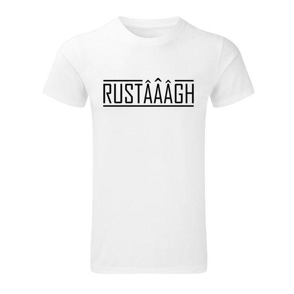 RUSTAAAGH HEREN T-SHIRT