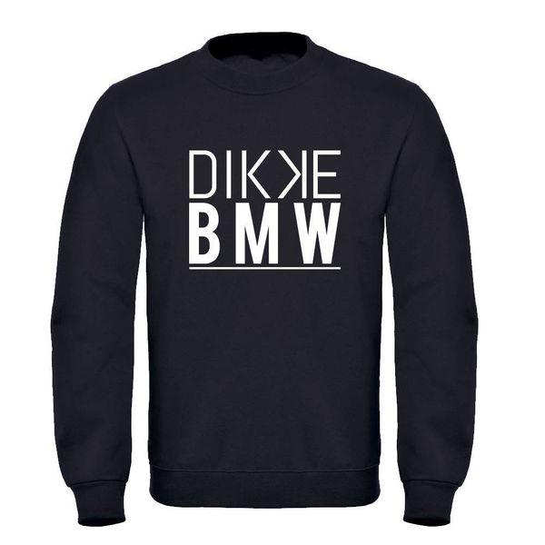DIKKE BMW HEREN SWEATER