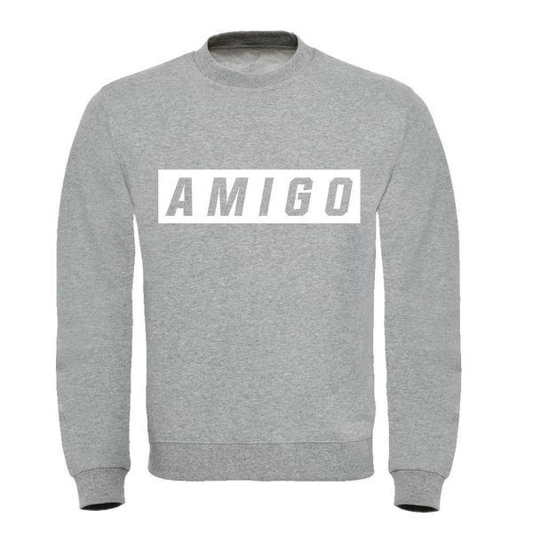 AMIGO HEREN SWEATER