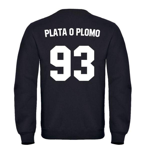 PLATA O PLOMO HEREN SWEATER